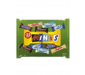 MARS FUNSIZE MIXED CHOCOLATE 500 GR.
