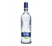 FINLANDIA LIME VODKA 37.5% 1L