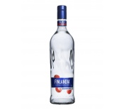 FINLANDIA CRANBERRY VODKA 37.5% 1L