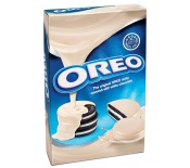OREO WHITE CHOCOLATE BISCUITS 328G