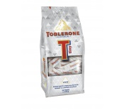 TOBLERONE 4058687 TINY WHITE BAG CIOC. 272G
