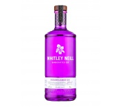 WHITLEY NEILL RHUBARB GINGER GIN 43% 1L