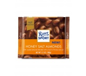 RITTER HONEYSALT ALMOND CHOCOLATE 100G