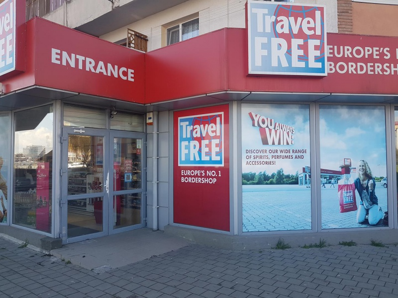 Travel FREE Shop TULCEA - TULCEA