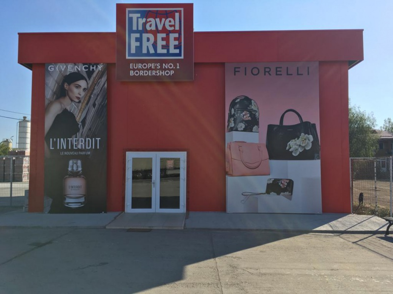 Travel FREE Shop CALAFAT - CALAFAT